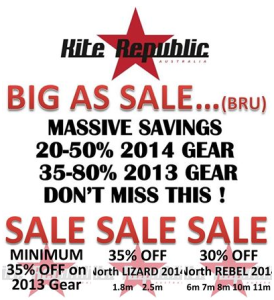 Huge Kite Sale