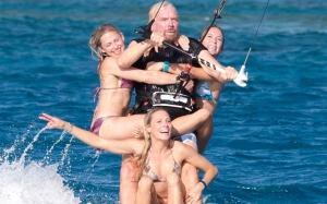 Richard Branson does 3