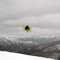 Snowkiting 2015