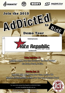 Addicted to ride tour