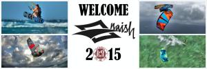 Naish 2015 Kiteboarding