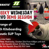 Cheeky Midweek North/Fanatic Demo Session