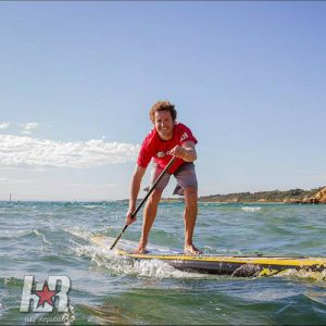 Progression Advanced SUP Lesson