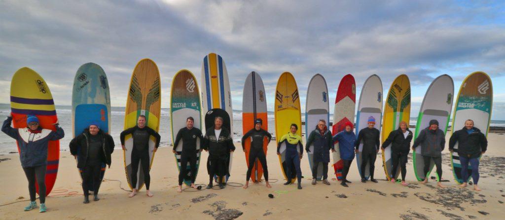 10 foot Longboard SUP Comp - SUPVIC Winter Surf Series  2  532987ff5