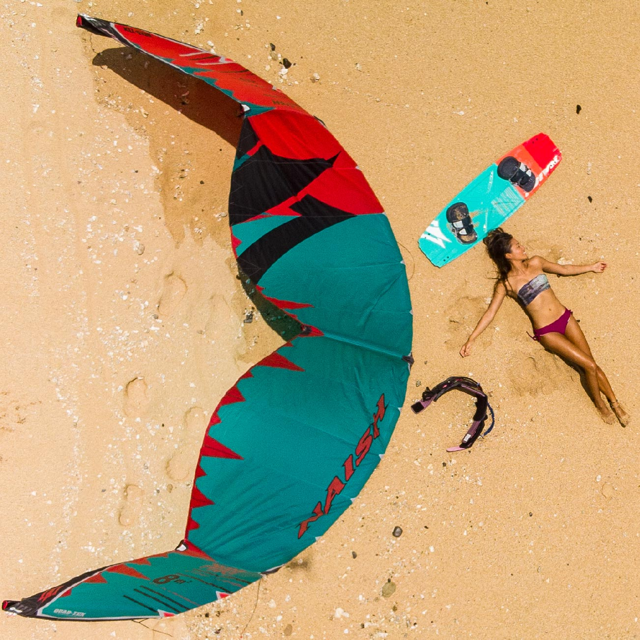exciting st kilda kitesurfing lessons kite republic